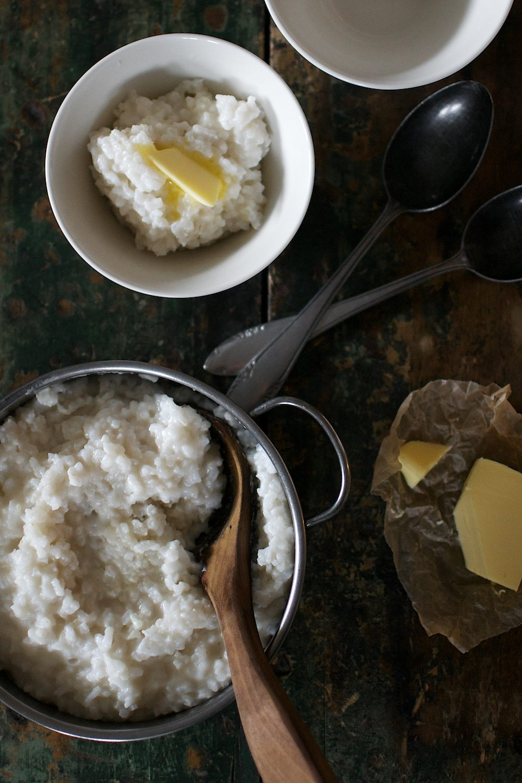 Riisipuuro Kookosmaito