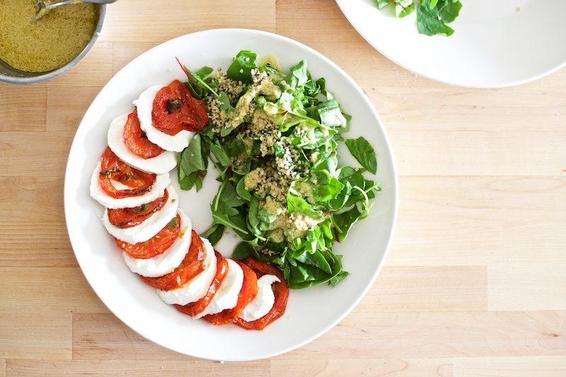 tomaatti-mozzarella-salaatti-helppo-gluteeniton-yellowmood 10