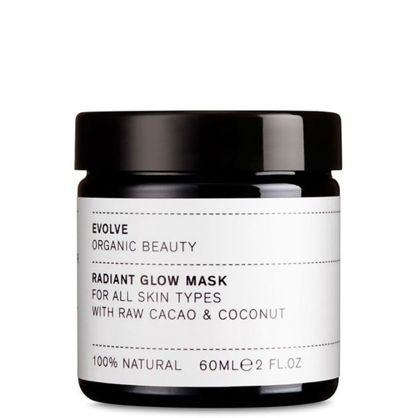 Evolve RADIANT GLOW MASK Yellow Mood