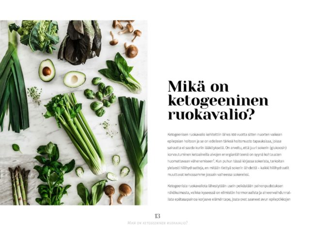 Mika On Ketogeeninen Ruokavalio